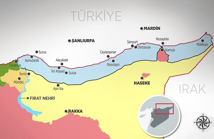 Türkiye'nin Suriye'de güvenli bölge planında neler var?