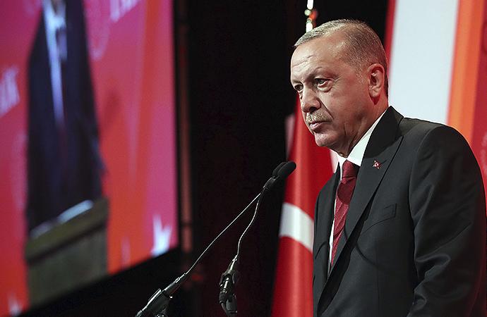 Erdoğan, Amerikalı yatırımcılara hitap etti