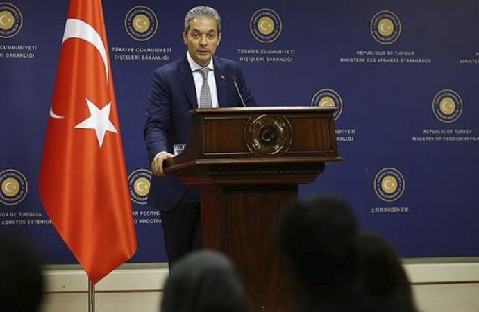 Mısır'dan Türkiye'ye, Türkiye'den Mısır'a yazılı cevap