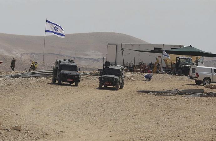 İsrail 1500 dönüme el koydu, Yahudi yerleşimine açacak