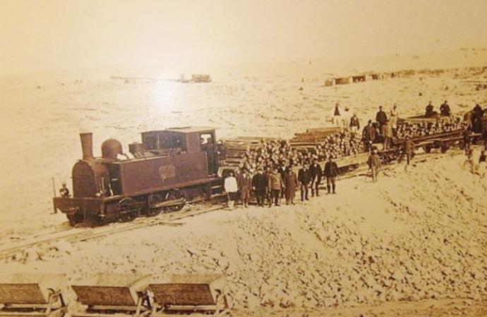 Hicaz Demiryolu'nda geçmişe yolculuk
