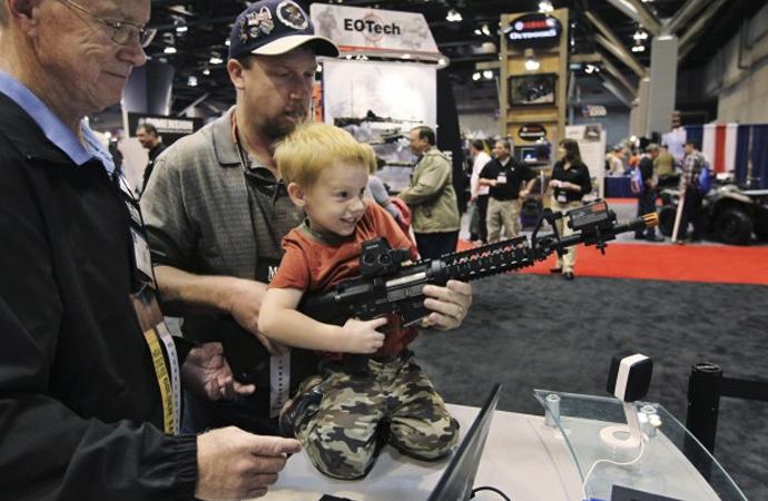 ABD'de bir silah lobisi 'terör örgütü' ilan edildi