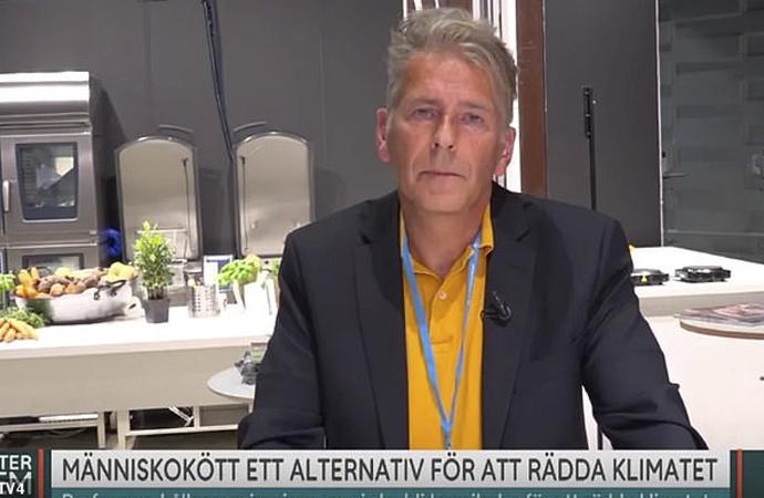 İsveçli bilim adamından 'yamyamlık' önerisi