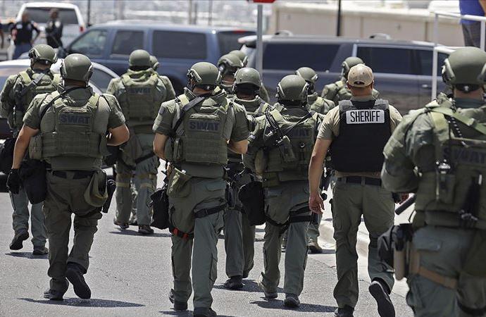 ABD'nin Teksas eyaletinde silahlı saldırı: 5 ölü, 21 yaralı
