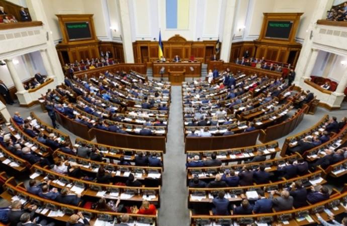 """Ukrayna'da """"Milletvekili Dokunulmazlığı"""" kaldırıldı"""