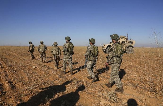 Arabistan'a 200 Amerikan askeri ve bir patriot bataryası