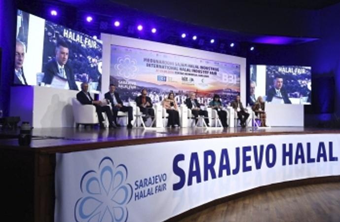 Saraybosna Helal Ürünler Fuarı başladı
