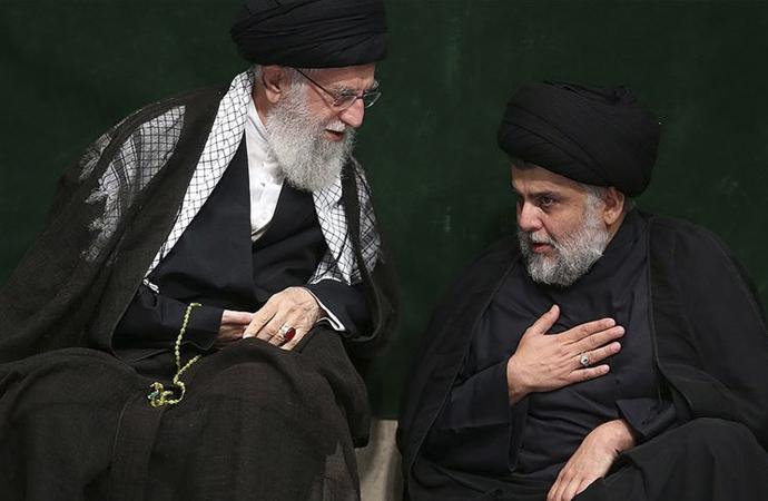 İran'ın Irak'taki nüfuzunu artırmasını eleştiren Sadr'ın İran ziyareti