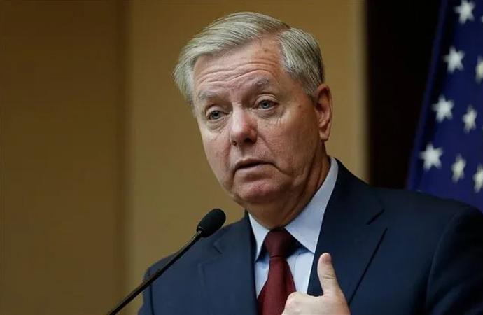 ABD'li Senatör Graham'ın çelişkili halleri!