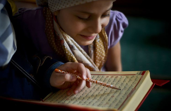Kur'an kurslarında 4-6 yaş öğrenci sayısı yarım milyona yaklaştı