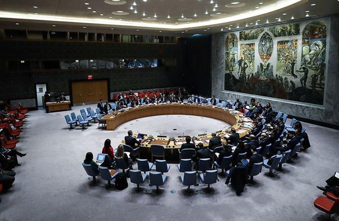 ABD ve Rusya, BMGK'nin Türkiye'yi kınamasına karşı çıktı