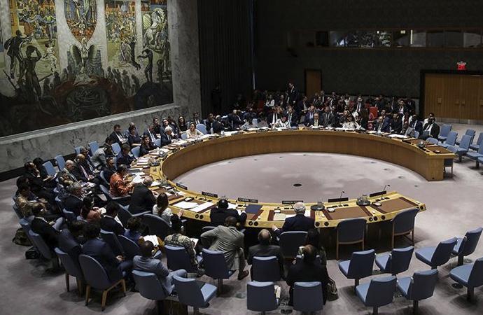 ABD farklı taslak sundu, ortak açıklamayı Rusya engelledi