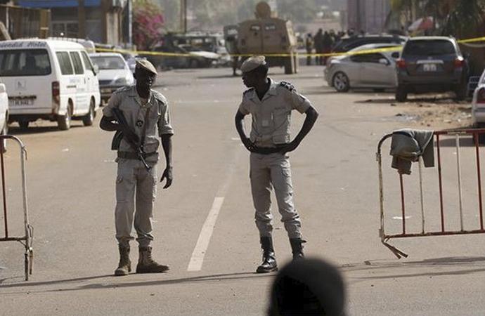 Burkina Faso'da cami saldırısı