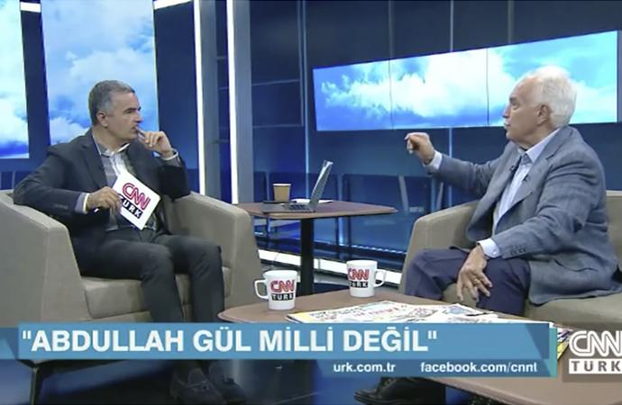 """Posta yazarı ile Perinçek arasında """"Abdullah Gül'e komplo"""" polemiği"""