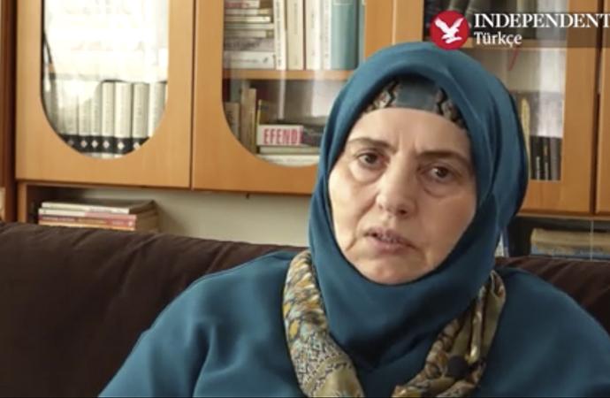 """Şenlikoğlu: """"Tesettürün içindeki İslam kimliğinde bir şahsiyet olacak"""""""