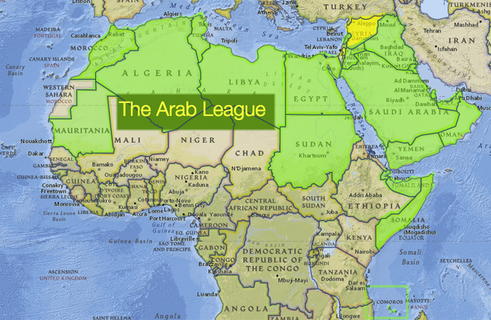Arap Birliği'nin kararı ve gösterdiği gerçek…
