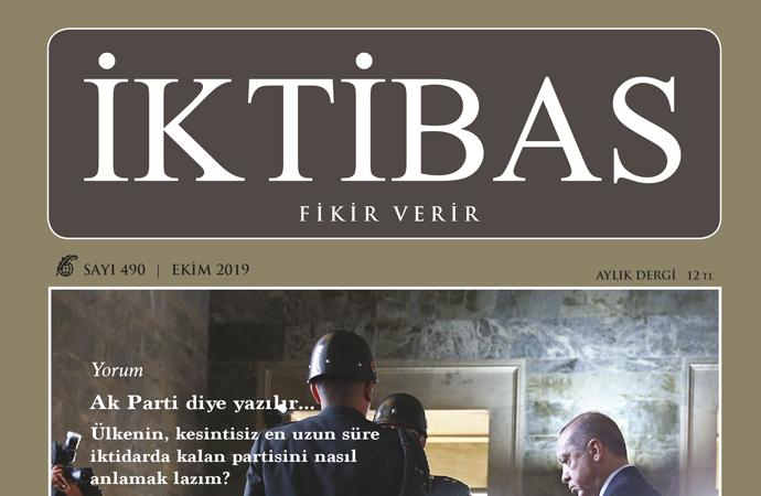 İktibas'ın Ekim sayısı çıktı
