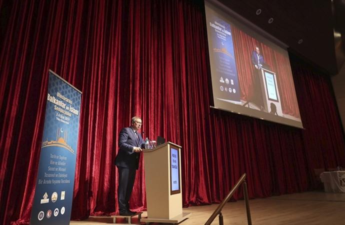 Trakya Üniversitesinde Balkanlar ve İslam konuşuldu