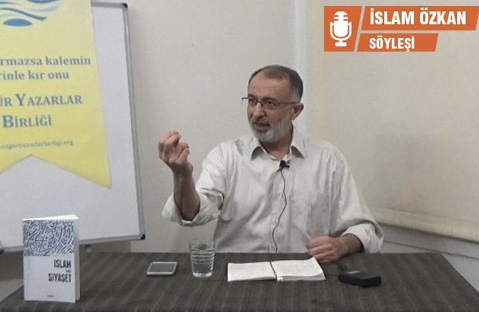 'Sağcı zemin İslamcılığın en büyük talihsizliği'