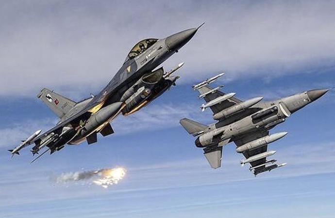TSK ve MİT'ten Kuzey Irak'ta ortak operasyon