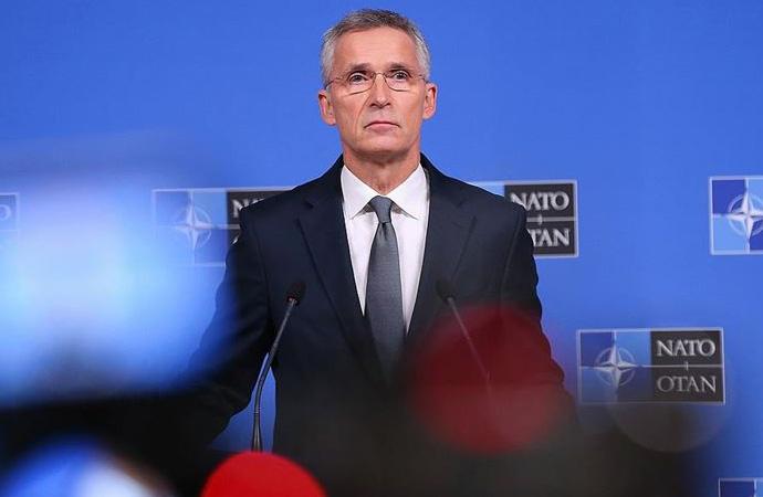 NATO gelişmelerden memnun