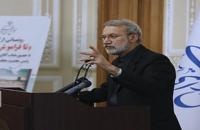 Laricani: 'İslam ülkeleri maalesef terör rejiminin bu tuzağına düştüler'