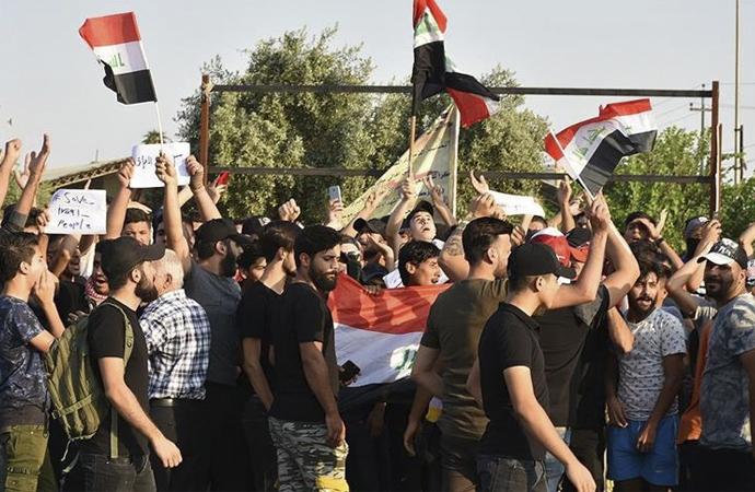 Irak'taki gösterilerde can kayıpları artıyor