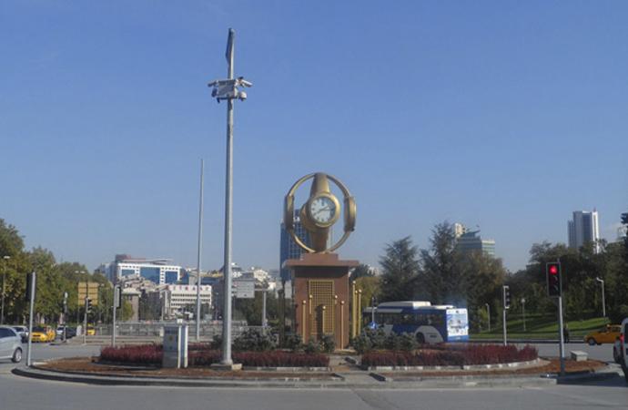 Genelkurmay kavşağına Atatürk'ün heykeli dikilecek