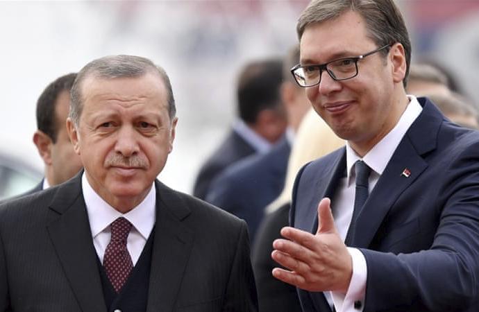 'Sırbistan'la ilişkilerde gözle görülür yoğunlaşma var'