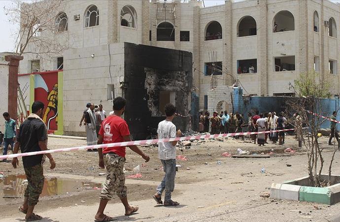 BAE Yemen'de kendi ajandasını uyguluyor