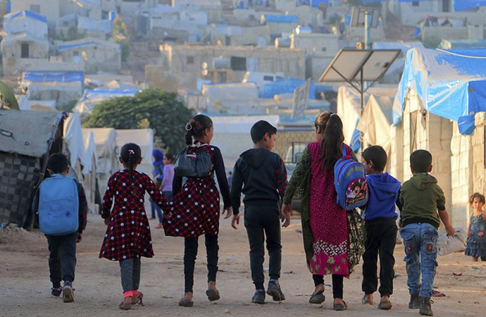 Suriye'de asıl nüfus mühendisliğini kim yaptı?