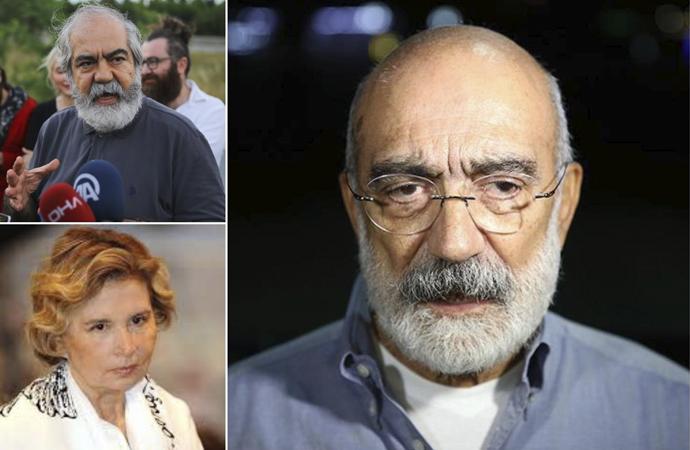 Ahmet Altan ve Nazlı Ilıcak'ın tutukluluğu devam edecek
