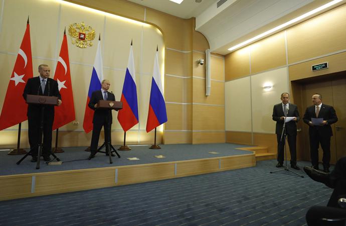 Türkiye-Rusya arasında 10 maddelik mutabakat