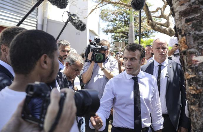 Fransa'da 'başörtüsü' rahatsızlığı devam ediyor
