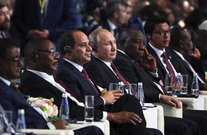 Rusya'nın Afrika ülkeleri ile ekonomik ilişkileri