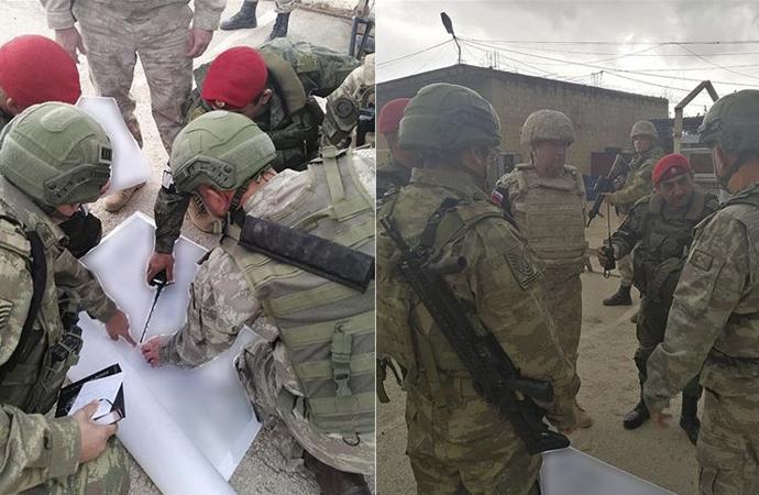 Rus askeri heyetiyle görüşmeler tamamlandı