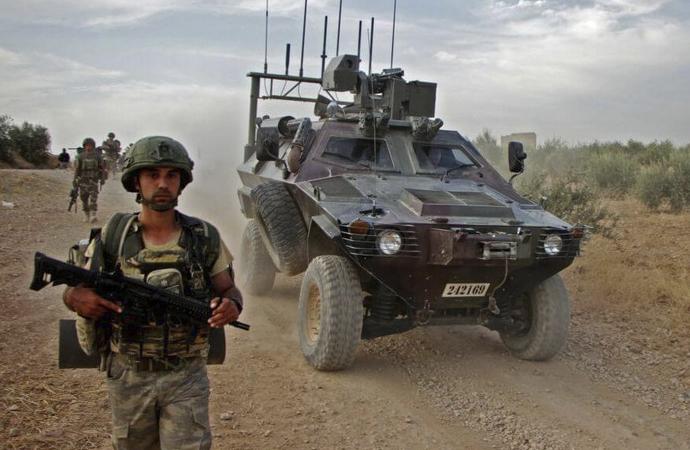 MSB: PKK/YPG çekildi yeni harekata gerek kalmadı