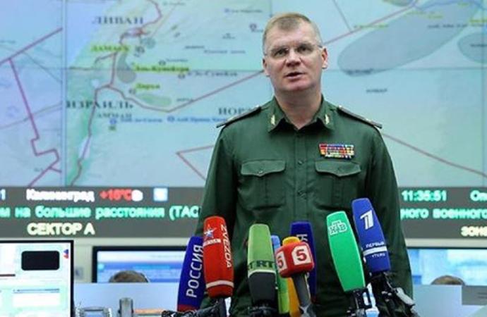Rusya 'şüphelerini' bildirdi