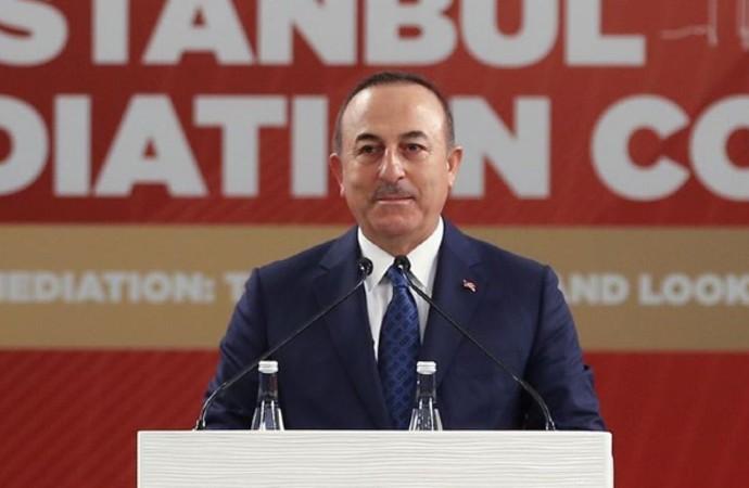 Çavuşoğlu: 'Atatürk'ün koyduğu düstur korunmaktadır'
