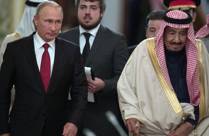 Körfezin yeni hamisi Rusya mı oluyor?