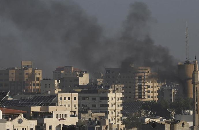 İsrail durmadan vuruyor