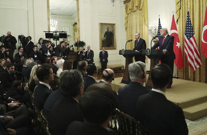 Türk-Amerikan ilişkileri ilerletilecek, işbirliği derinleştirilecek