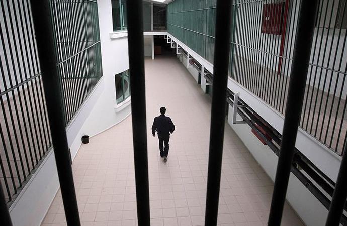 Cezaevlerindeki hükümlü ve tutuklu sayısı