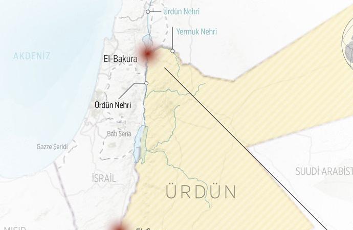 Ürdün, İsrail'e toprak kiralamaktan vazgeçti!