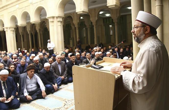 Diyanet'ten Bakü'de 'Mevlid-i Nebi' programı