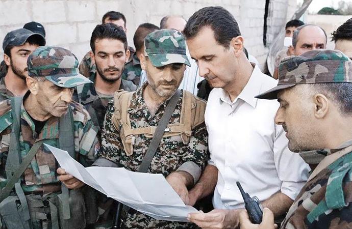 PKK/YPG kartını kullanma sırası Esed'de mi?
