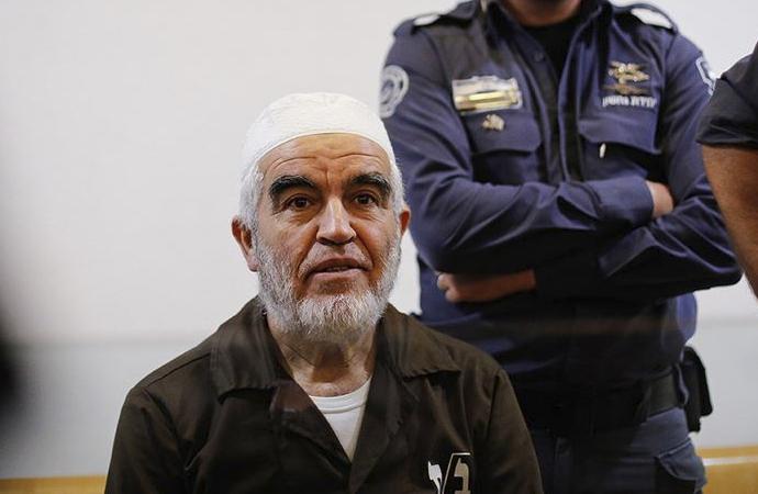 İsrail mahkemesi Şeyh Salah'ı mahkum etti