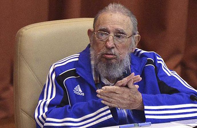 Fidel Castro'yu Antalya'da andılar