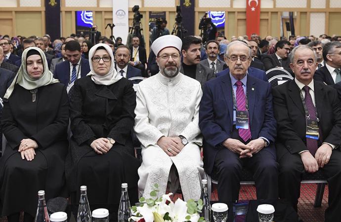 5 yılda bir yapılan Din Şûrası'nın 6'ıncısı başladı