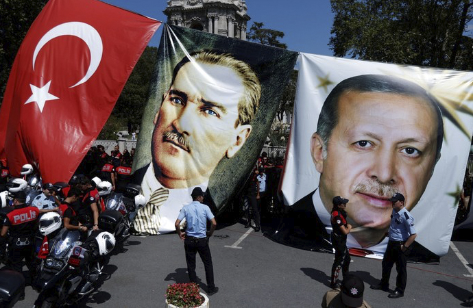 Türkiye Sekülerleşiyor mu?